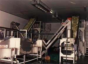 Pre-prepared food: new techniques for the processing of fruit and vegetables.