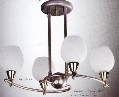 Hand crafted lamps of various designs