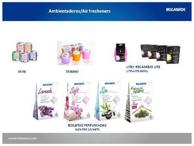 Air fresheners