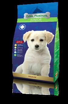 Junior dog food
