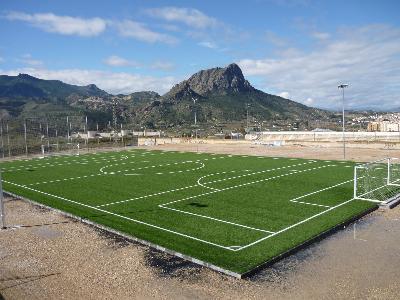 Artificial Grass Futbol