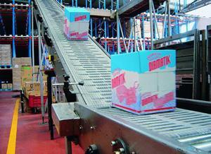 Modular conveyors (over 50 different types): we work with Habasitlink.