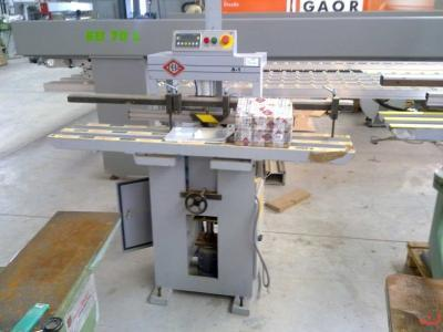 Used machinery for working with wood (saw devices, hinge boring, brushers, etc.)