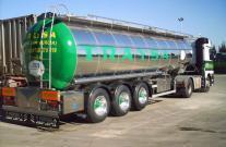 Truck tank