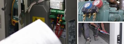 Engineering services and refigeración of Facilities