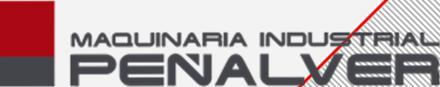 MAQUINARIA INDUSTRIAL PEÑALVER, S.L.
