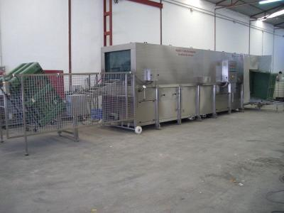 Washers for bins