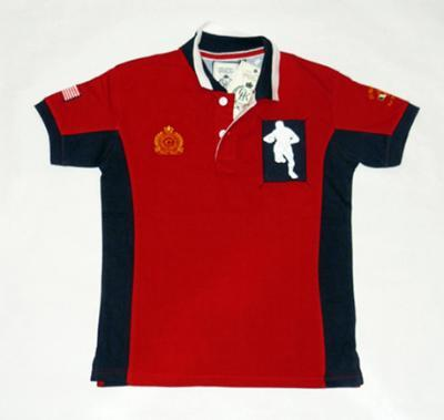 Child in different colors Polo