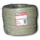 Coils of hemp rope