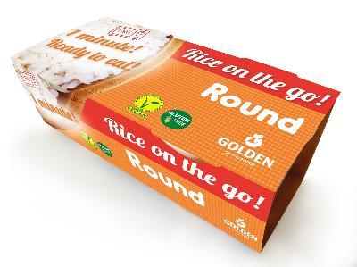 Rice range: Round, Basmati and Brown rice