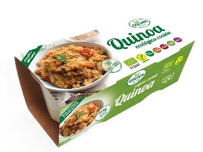 Organic Cooked Quinoa