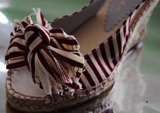 Esparto soled shoes