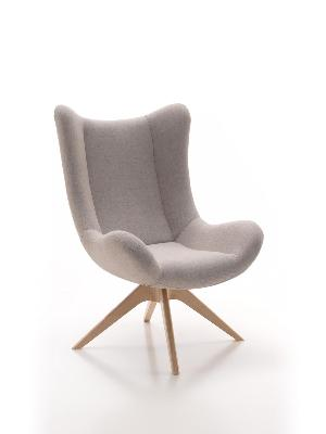 Lase armchair, Frajumar collection