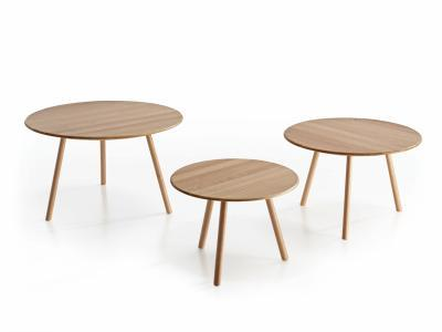 Rund tables, Beltá collection