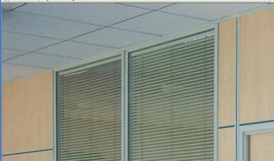 Dividing partitions for offices