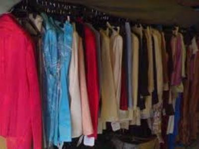 Personal fashion, women, men and children clothing