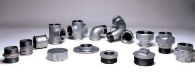Carbon steel fittings, with or without soldering