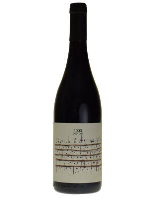 1000 acordes. Red wine.