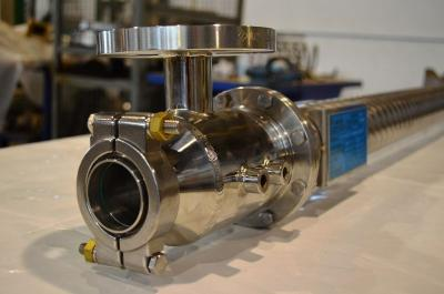 Annular Space Heat Exchanger with Axial Product Inlet S-TF40A-D
