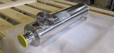 Tube in Tube Pharmaceutical Heat Exchanger P-TF20-I