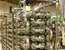Sanitary Tube in Tube Heat Exchanger S-TF20-I. Non removable inner tube.