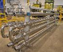 Annular Space Heat Exchanger with Radial Product Inlet S-TF40R-D