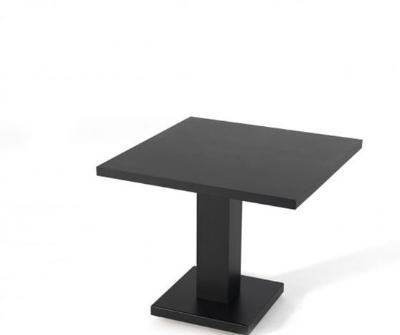 Contemporary wooden table