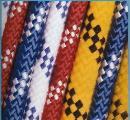 Cordage of all kinds: plastic, nylon, polypropylene, braided, etc..