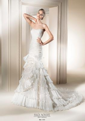 Wedding Dress - Raul Bridal Collection