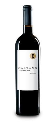 Castaño Colección. Vintage Red Wine, Monastrell 80% Cabernet Sauvignon 20%