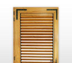 Constructed Alphacan profiles shutters have both fixed and lama lama Mobile to provide the ideal solution to regulate the entry of light.
