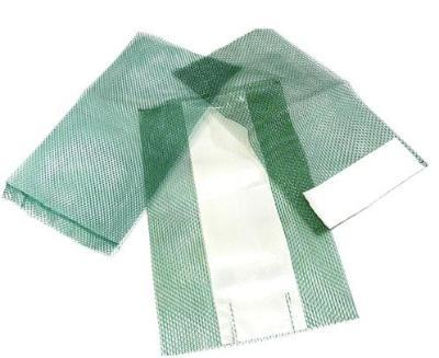 Plastic mesh bag