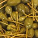 Caperberries and stems