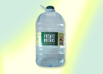 8 liter bottled water