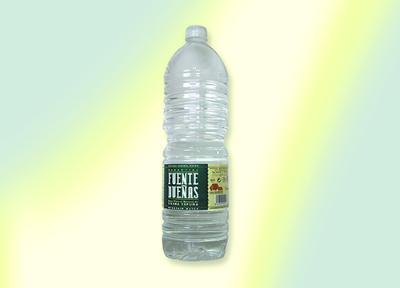 2 liter bottled water
