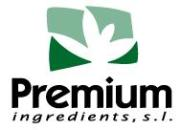 PREMIUM INGREDIENTS, S.L.