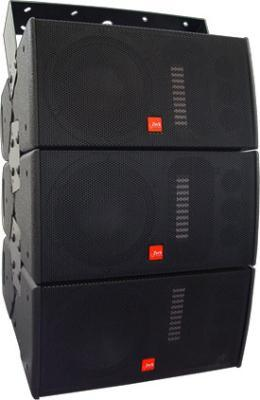 Lightweight and convenient system for small sound systems where high power is not required but the highest levels of quality are necessary