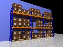 Heavy lead shelves
