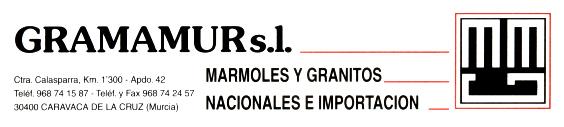 GRAMAMUR, S.L.