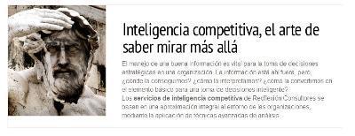 Competitive Intelligence.