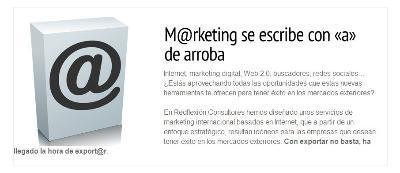International marketing.