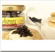Herring product transformed. Avruga