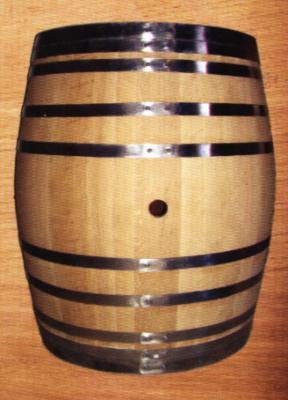 500 litre cask