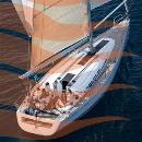 Pleasure or sports vessels.