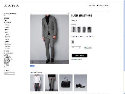 Marketing fashion garments for men