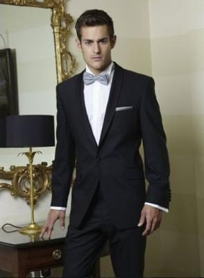 Suits and tuxedos for men