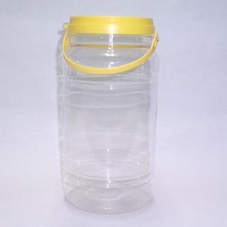 P.E.T. container