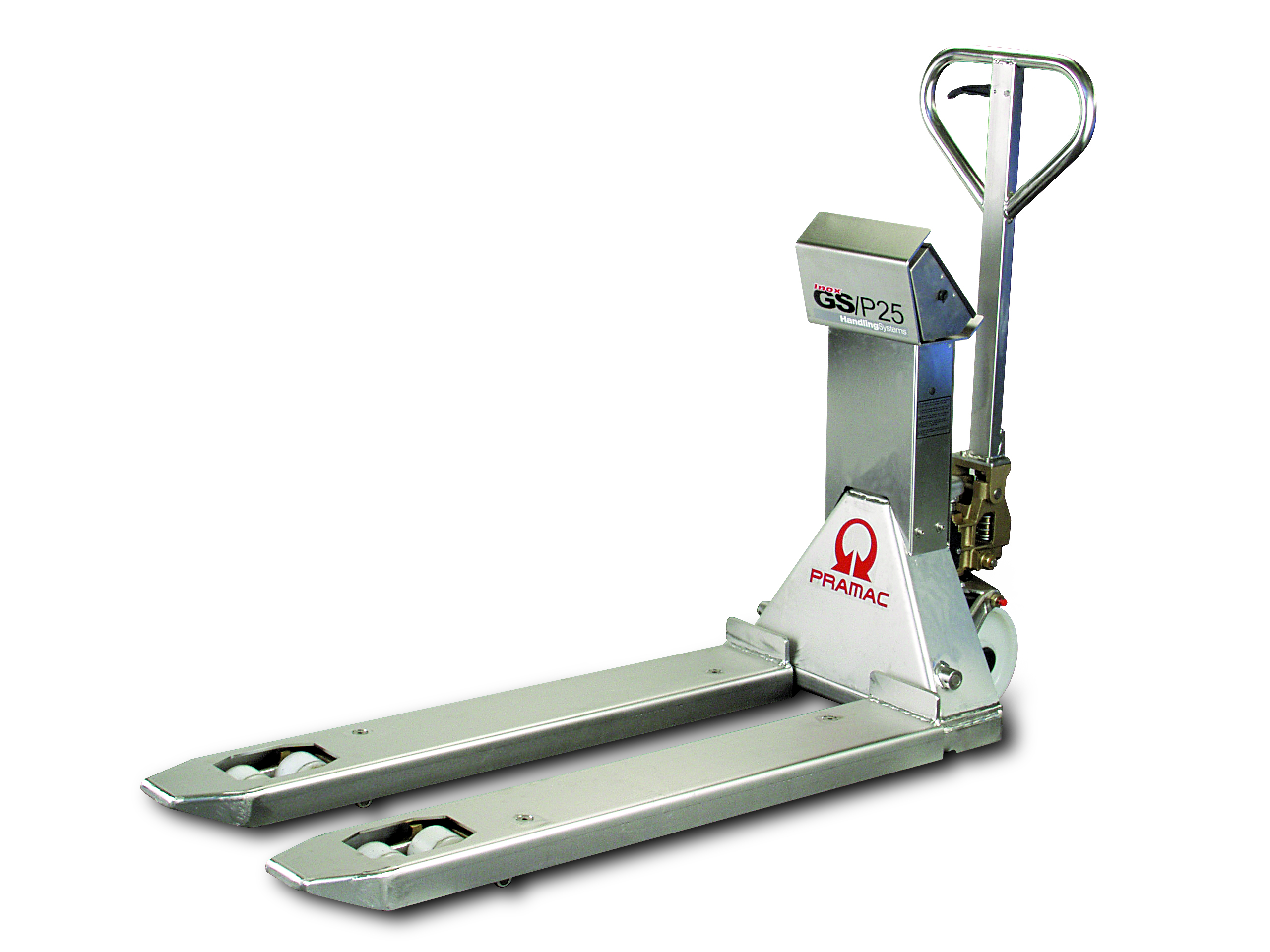 INOX Hand Pallets Scale and Normal