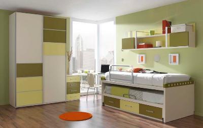 Bedroom furniture, child/juvenile collection