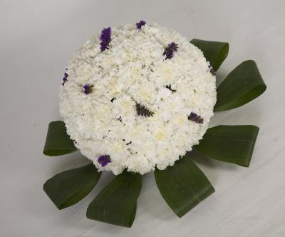 Cut flowers for celebrations.